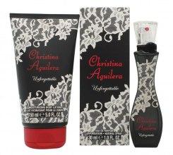 Kup Christina Aguilera Unforgettable - Zestaw (edp/30ml + b/lot/150ml)