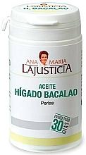 Kup Suplement diety Olej z wątroby dorsza - Ana Maria Lajusticia