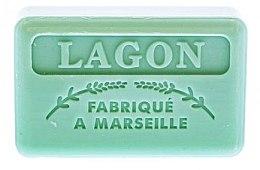 Kup Marsylskie mydło w kostce Laguna - Foufour Savonnette Marseillaise Lagon