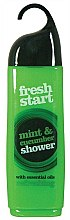 Żel pod prysznic - Xpel Fresh Start Mint & Cucumber Shower Gel — фото N1