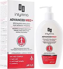 Kup Specjalistyczna emulsja do higieny intymnej pH 3,5 - AA Advanced Med+