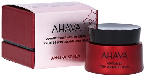 Zaawansowany krem przeciw głębokim zmarszczkom - Ahava Apple Of Sodom Advanced Deep Wrinkle Cream — фото N1