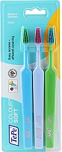 Kup Zestaw miękkich szczoteczek do zębów - TePe Colour Soft