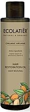 Kup Olejek do włosów Głęboka regeneracja - Ecolatier Organic Argana Hair Restoration Oil