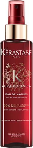 Teksturyzujący spray do włosów - Kérastase Aura Botanica Eau de Vagues Spray — фото N1