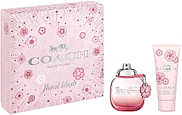 Kup Coach Floral Blush - Zestaw (edp 60 ml + b/lot 100 ml)