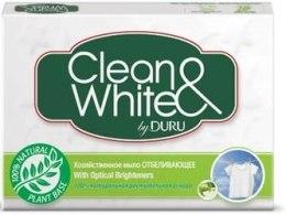 Kup Wybielające mydło do ciała - Clean&White By Duru White