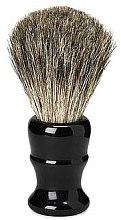 Kup Pędzel do golenia, czarny - Acca Kappa Pure Badger Shaving Brush