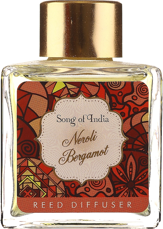 Dyfuzor zapachowy Neroli i bergamotka - Song of India — фото N1