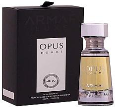 Kup Armaf Opus Homme Non Alcoholic Perfume Oil - Perfumowany olejek do ciała
