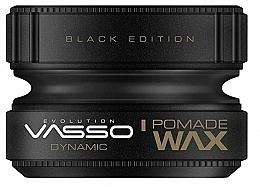 Kup Pomada do stylizacji włosów - Vasso Professional Hair Styling Pomade Wax Black Edition Dynamic