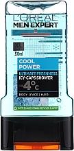 Kup Żel pod prysznic - L'Oreal Paris Men Expert Cool Power Icy-Caps Shower