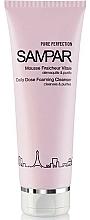 Kup Pianka do demakijażu i mycia twarzy - Sampar Pure Perfection Daily Dose Foaming Cleanser