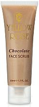 Kup Czekoladowy peeling do twarzy - Yellow Rose Chocolate Face Scrub