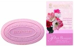 Kup Mydło do ciała - Bronnley Pink Bouquet Fine English Soap