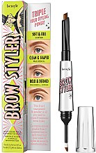 Kup Kredka i cień do brwi 2 w 1 - Brow Styler Eyebrow Pencil & Powder Duo