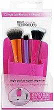 Kup Różowy organizer do pędzli - Real Techniques Single Pocket Expert Beauty Organizer Pink