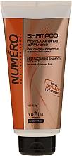 Kup Regenerujący szampon do włosów - Brelil Numero Brelil Numero Restructuring Shampoo with Oats