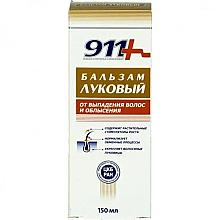 Kup Odżywka cebulowa na wypadanie włosów i łysienie - 911