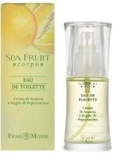 Kup Frais Monde Spa Fruit Orange And Chilli Leaves - Woda toaletowa