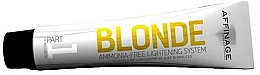 Kup Krem do stylizacji włosów dla mężczyzn - Affinage Salon Professional Blonde Ammonia-Free Lightening Creme