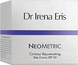 Kup Krem odmładzający kontur twarzy na dzień SPF 20 - Dr Irena Eris Neometric Contour Rejuvenating Day Cream