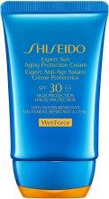 Kup Krem ochronny do twarzy - Shiseido Expert Sun Aging Protection Cream SPF30
