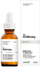 Kup Serum do twarzy Retinol 1% i skwalan - The Ordinary Retinol 1% in Squalane