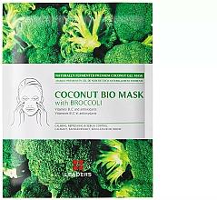 Kup PRZECENA! Chroniąca przed zanieczyszczeniami maska z galaretką kokosową i wyciągiem z brokuła - Leader Coconut Bio Mask With Broccoli*