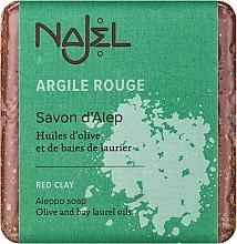 Kup Mydło aleppo z glinką czerwoną - Najel Aleppo Soap With Red Clay