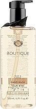 Kup Mydło w płynie do rąk Oud i czarna porzeczka - Grace Cole Boutique Collection Oud & Cassis Hand Wash