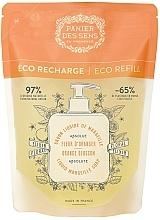 Kup Marsylskie mydło w płynie Kwiat pomarańczy - Panier des Sens Orange Blossom Liquid Marseille Soap