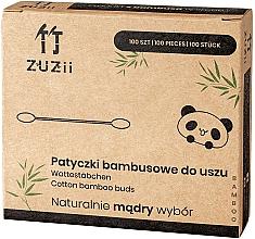 Kup Patyczki bambusowe do uszu - Zuzii Bamboo Cotton Buds