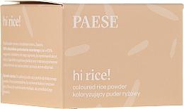Kup Koloryzujący puder ryżowy - Paese Hi Rice Coloured Rice Powder