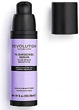Kup Korygujące serum z bakuchiolem do twarzy - Makeup Revolution Skincare 1% Bakuchiol Serum