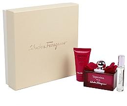 Kup Salvatore Ferragamo Signorina Ribelle - Zestaw (edp 100 ml + edp 10 ml + b/lot 50 ml)