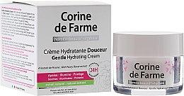 Kup Delikatny nawilżający żel-krem do skóry suchej i wrażliwej - Corine de Farme Gentle Hydrating Cream