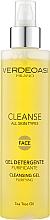 Kup Żel do mycia twarzy do każdego rodzaju skóry - Verdeoasi Cleansing Gel Purifying