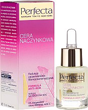 Kup Serum na dzień i na noc do cery naczynkowej redukujące zaczerwienienia i wzmacniające naczynka - Perfecta Cera naczynkowa