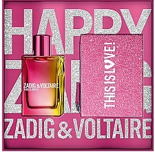 Kup Zadig & Voltaire This is Love! for Her - Zestaw (edp 50 ml + bag)