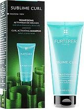 Kup Szampon definiujący loki - Rene Furterer Sublime Curl Activating Shampoo