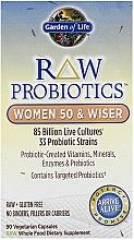 Kup Probiotyk dla kobiet - Garden of Life Raw Probiotics Women 50 & Wiser