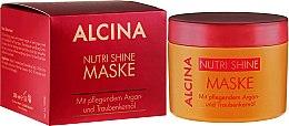 Kup Odżywcza maska do włosów - Alcina Nutri Shine Oil Mask