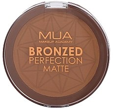 Kup Bronzer - MUA Bronzed Perfection