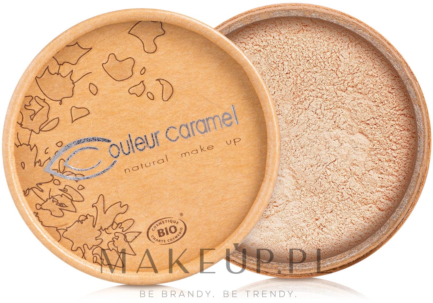 Sypki puder - Couleur Caramel Loose Powder — фото 01 - Jasny beż