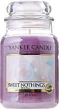 Kup Świeca zapachowa w słoiku - Yankee Candle Sweet Nothings