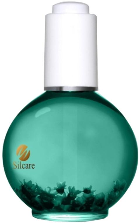 Olejek do paznokci i skórek - Silcare Olive Pineapple Azure — фото N1