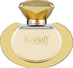 Kup Korloff Paris In Love - Woda perfumowana