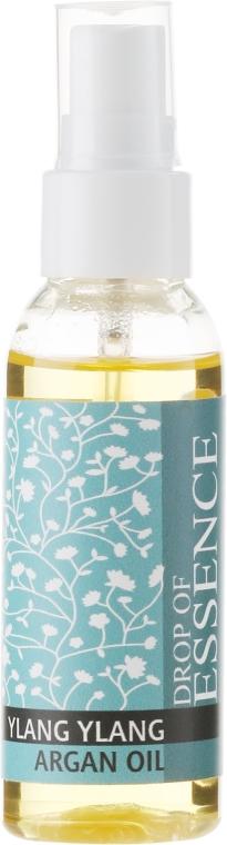 Olej arganowy Ylang-ylang - Drop of Essence Argan Oil Ylang Ylang