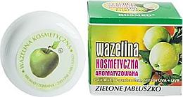 Kup Wazelina kosmetyczna do ust Zielone jabłko - Kosmed Flavored Jelly Green Apple